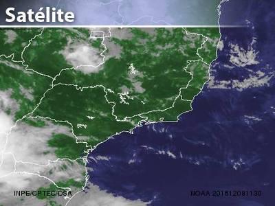 Previsão para o Rio de Janeiro - Esclarecimento