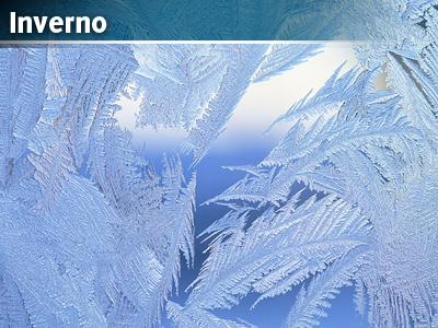 Conhe�a as caracter�sticas do Inverno