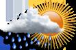 Como estará o tempo dia 26/10/2014 em Canavieiras