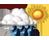 Nublado e Pancadas de Chuva