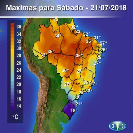 Máximas Brasil